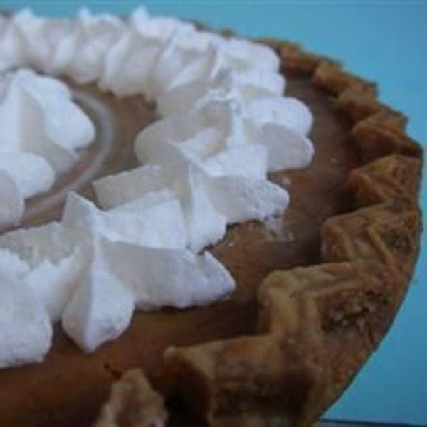 Receita de Torta de Abóbora da Mamãe e #x27;s