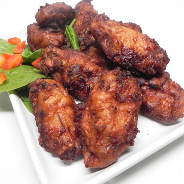 Receita de Frango Frito Filipino