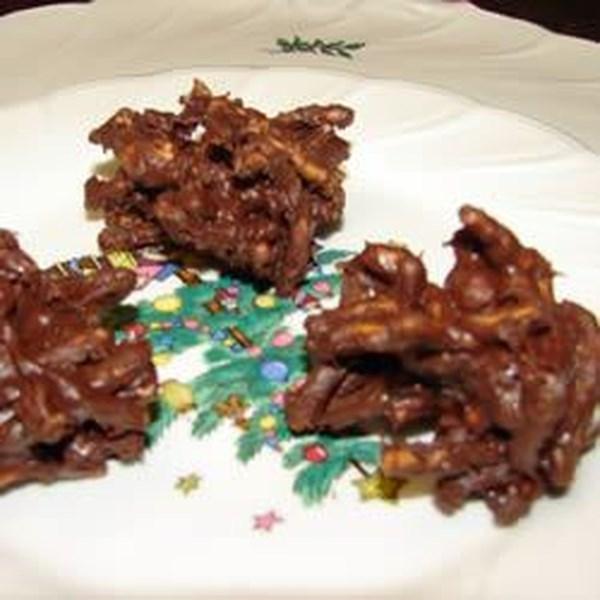 Receita de Biscoito de Macarrão Chow Mein