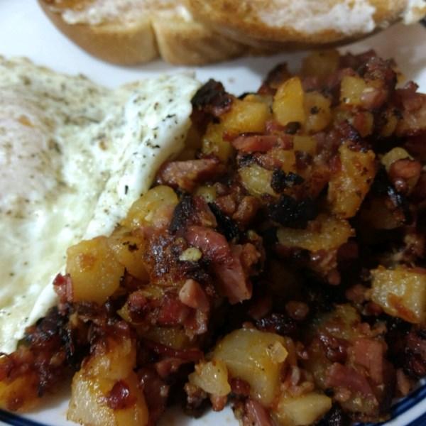 Receita de Haxixe de Carne Enlatada do Chef John