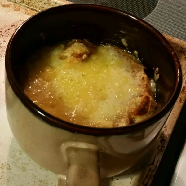 Receita de Sopa de Cebola Francesa VIII