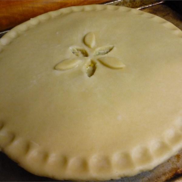Receita de No Fail Pie Crust II