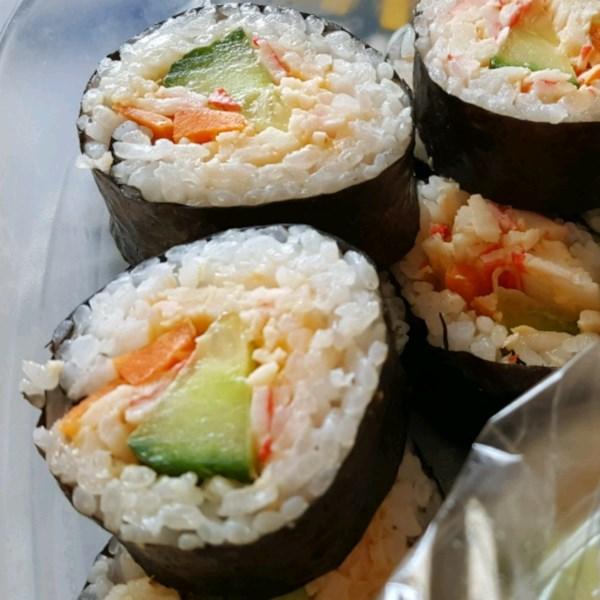 Receita de Arroz de Sushi da mamãe