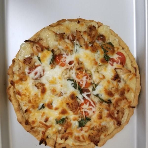 Receita de Molho de Pizza Branca