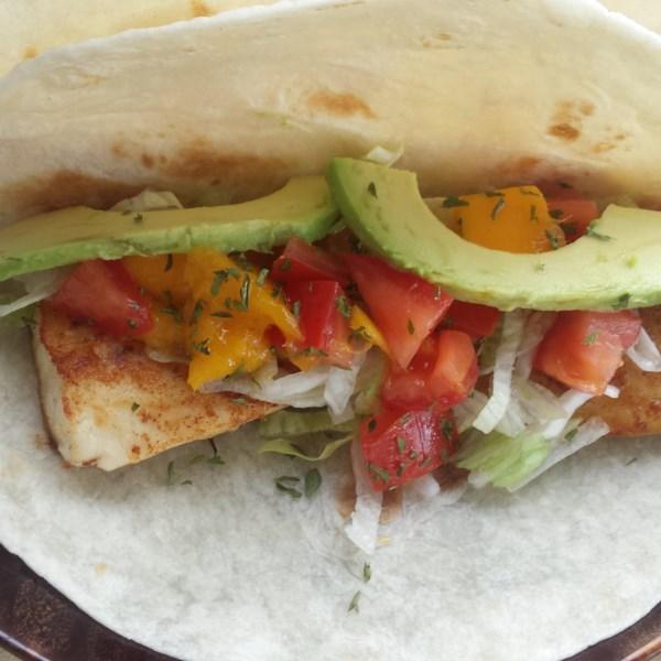 Tacos de peixe da Receita ® Reynolds Wrap