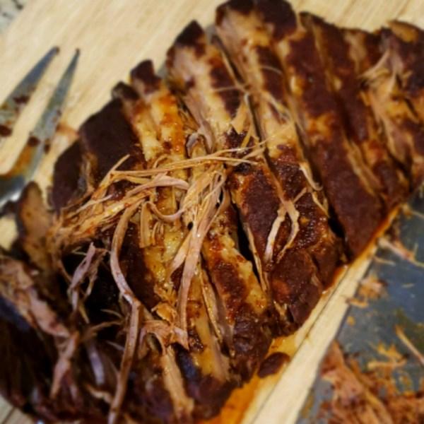 Receita de Brisket de Carne Defumada de Panela Lenta