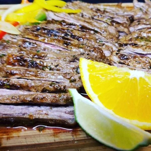 Receita de Marinada Citrus Carne Asada