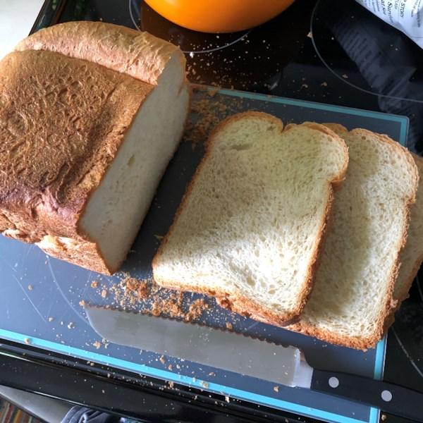 Melhor receita de pão de máquina de pão