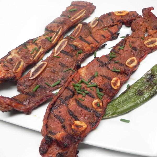 Receita de Carne de Kalbi sem glúten