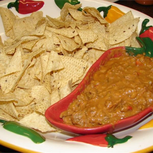 Receita mexicana de molho de estilo