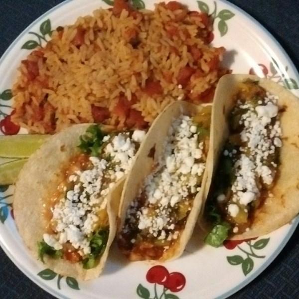 Receita de Tacos de Atum