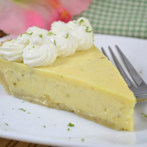 Receita de Torta de Limão-Chave da Fenenician