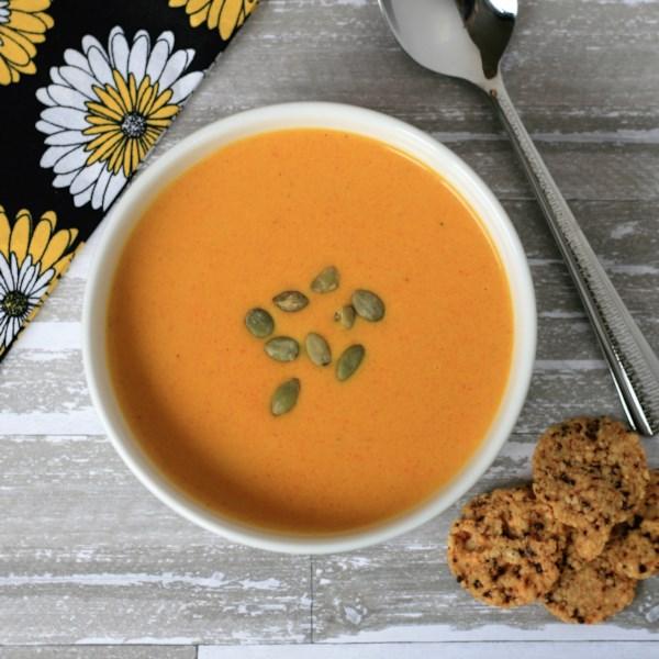 Receita de Cenoura Assada e Sopa de Tahini
