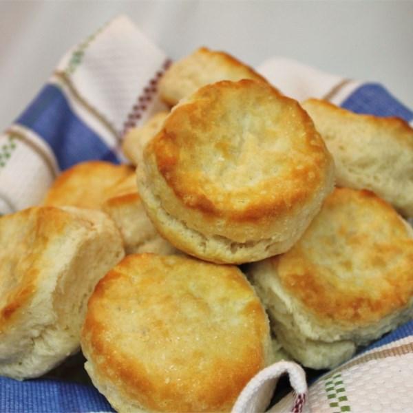 Receita de Biscoitos do Sul de Greg