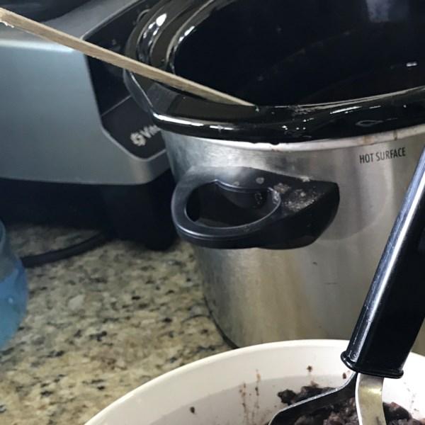 Feijão Refrito Sem a Receita de Refry