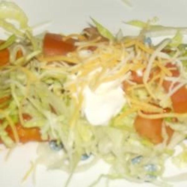 Receita de Enchiladas Rápida e Fácil