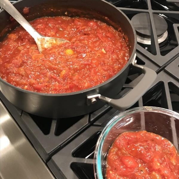 Receita de Molho de Tomate do Chef John