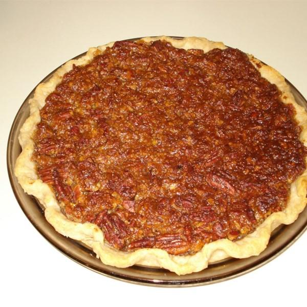 Receita de Torta de Nozes de Mel Crunch
