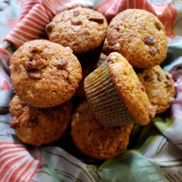 Receita de Muffins de Pão de Banana de Sarah
