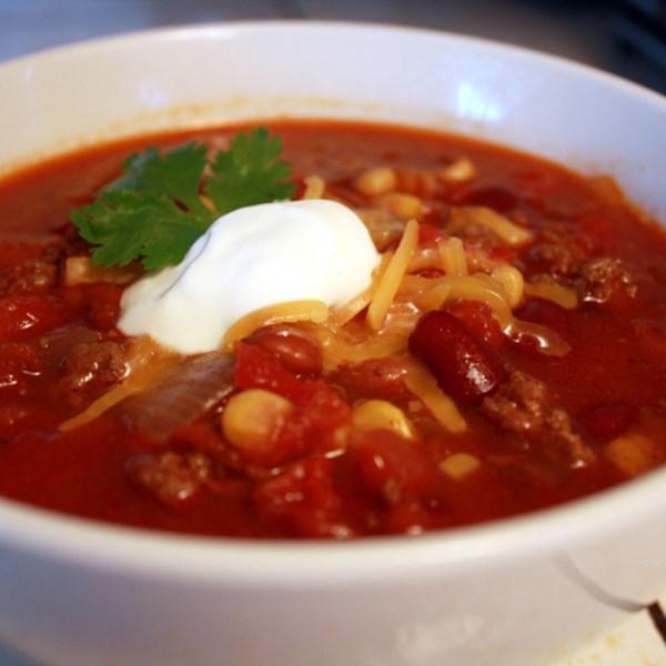Receita de Sopa de Taco de Panela Lenta