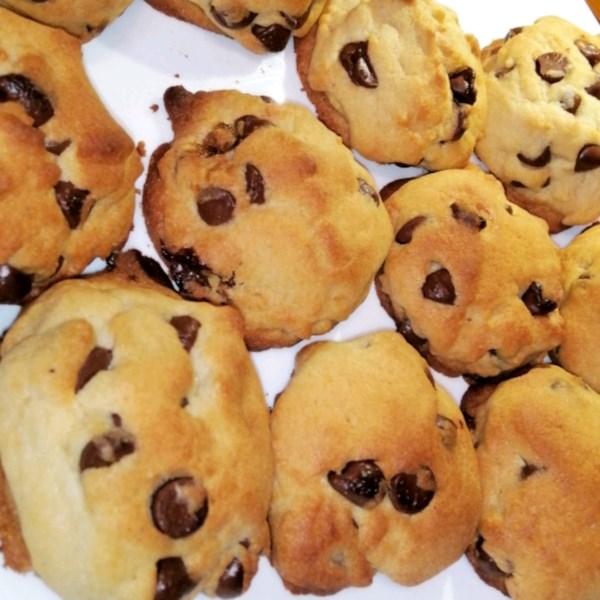 Melhor receita de biscoitos de chocolate