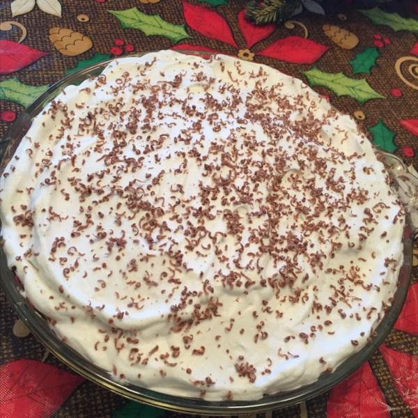 Receita de Torta de Mousse de Chocolate Rum