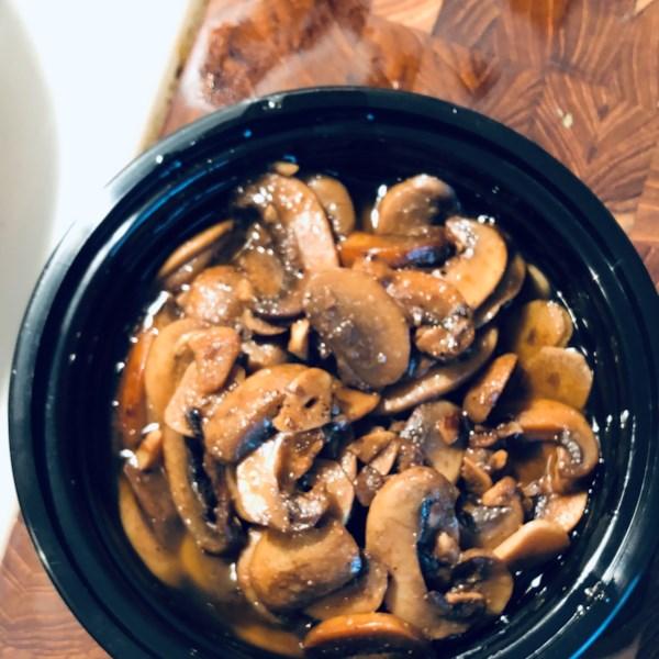 Receita soberba de cogumelos salteados