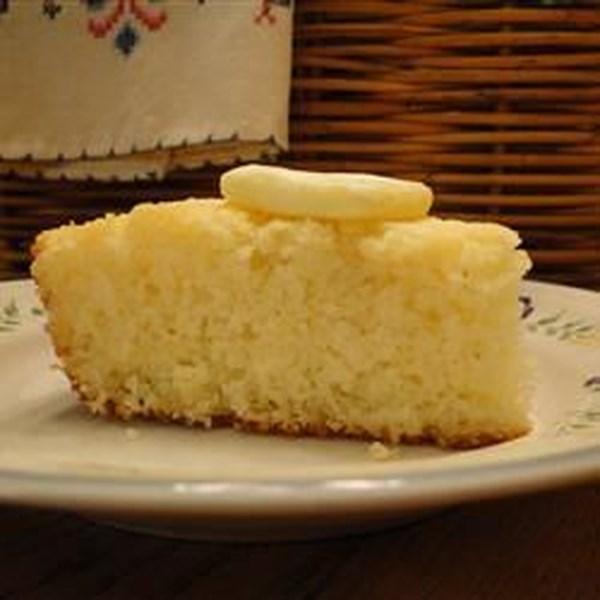 Receita básica de pão de milho de leite com manteiga
