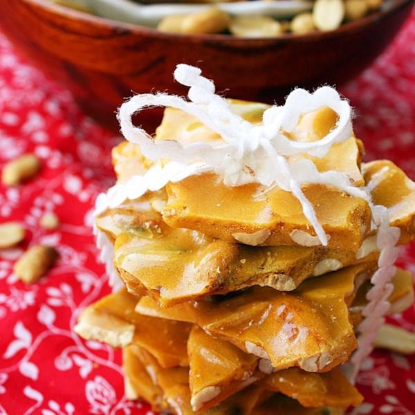 Melhor receita de amendoim frágil da mamãe