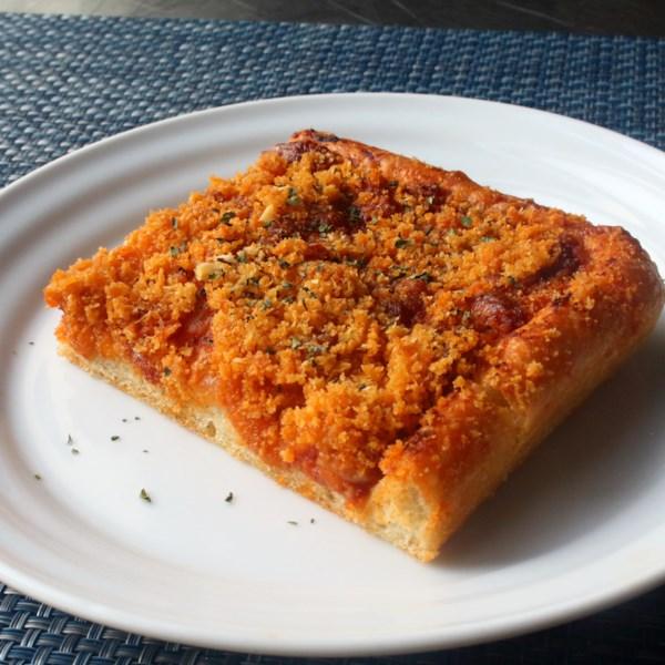 Receita de Pizza de Natal Siciliana (Sfincione)
