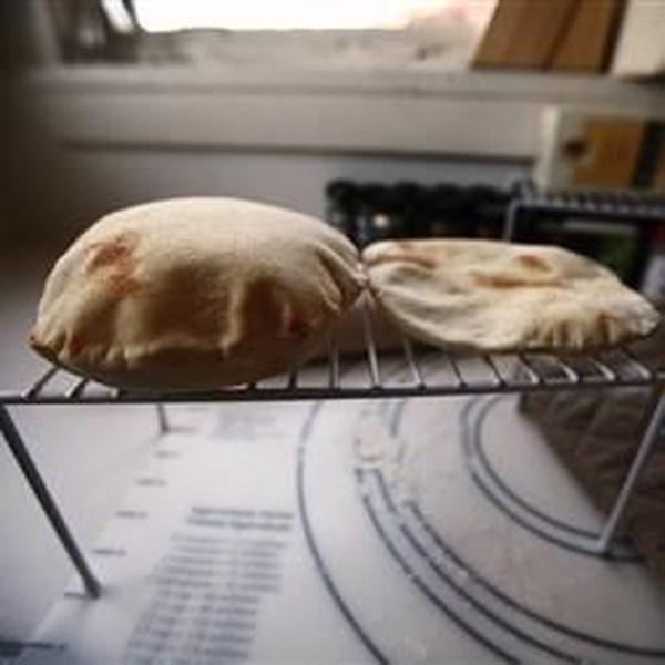 Receita de Pão de Bolso