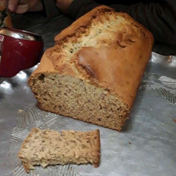 Receita favorita de pão de banana