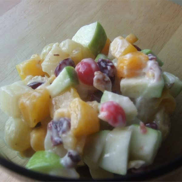 Receita fabulosa de salada de frutas
