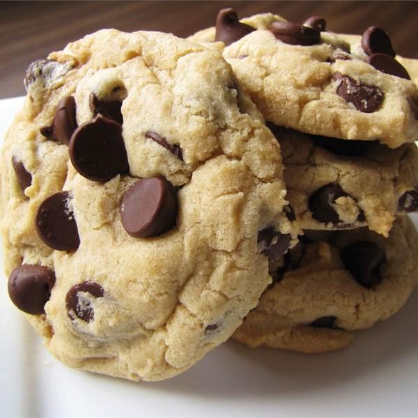 Absolutamente a melhor receita de biscoitos de chocolate