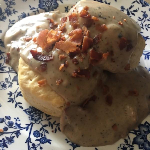 Receita de Molho de Bacon para Biscoitos