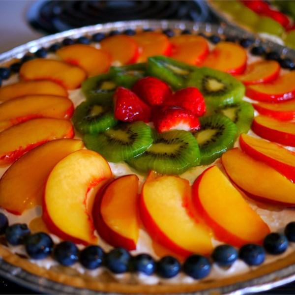 Receita de Pizza de Frutas II