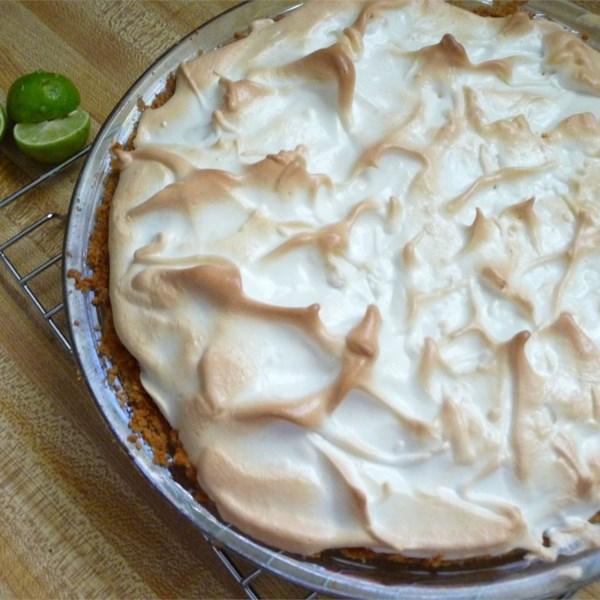 Receita de Torta de Limão-Chave V