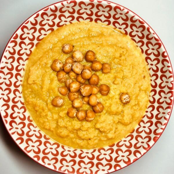 Receita de Sopa de Lentilha Vermelha de Curry