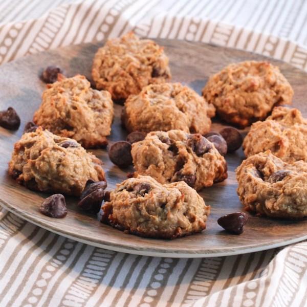Receita de Biscoitos de Manteiga de Amendoim