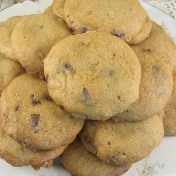Melhor receita de biscoitos de chocolate mais saudável