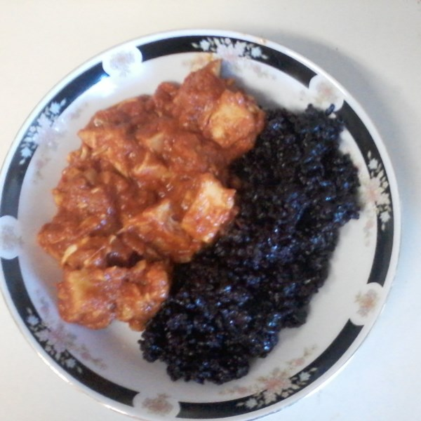 Receita de Jackfruit Curry (Kathal Subzi)