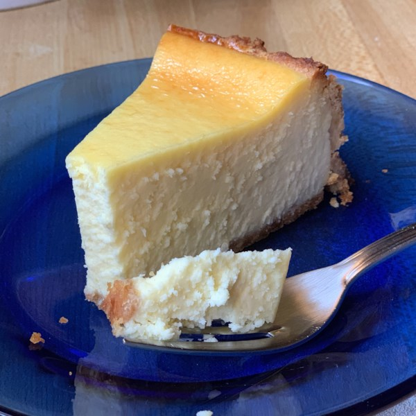 Receita de Cheesecake III de Nova York
