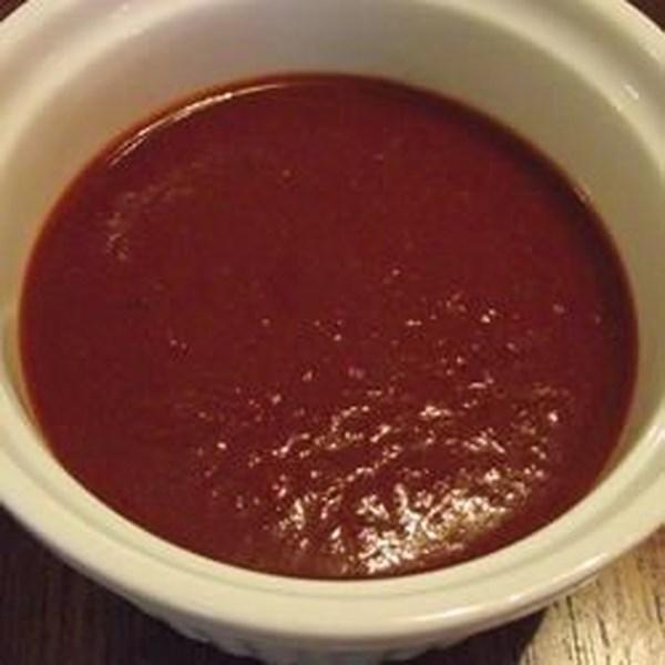 A melhor receita de molho de enchilada vermelha