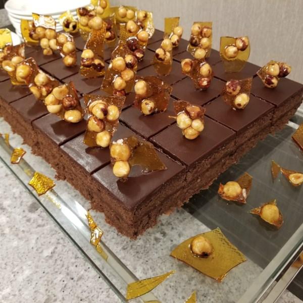 Bolo de Chocolate de Feijão Garbanzo (Sem Glúten!) Receita
