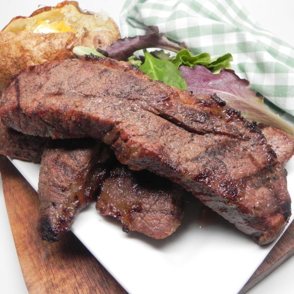 Receita de Tri-Tip do Texas