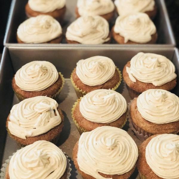 Receita de Cupcakes Sopapilla