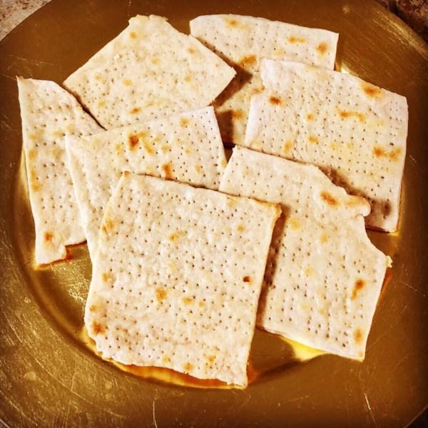 Receita de Matzah