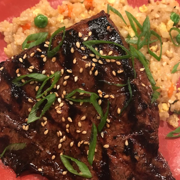Receita de Carne de Hoisin Grelhada