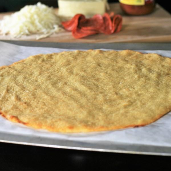 Receita de Massa de Pizza de Cabeça Gorda de Crosta Fina