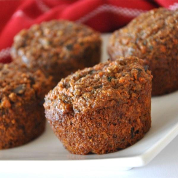 Receita de Muffins de Linho de Bran